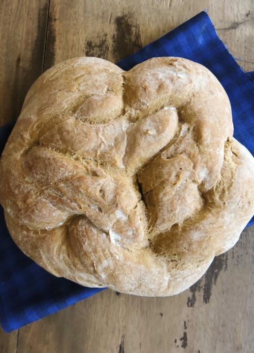 pão de cerveja preta-3
