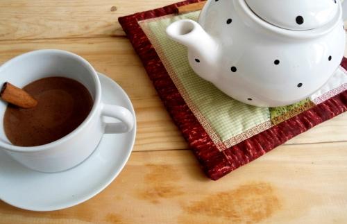 chocolate quente perfeito