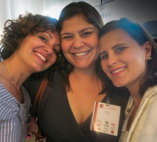 Maria, Joana e eu!